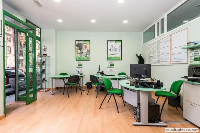 oficina tecnocasa calle sangenjo n 9 madrid estudio